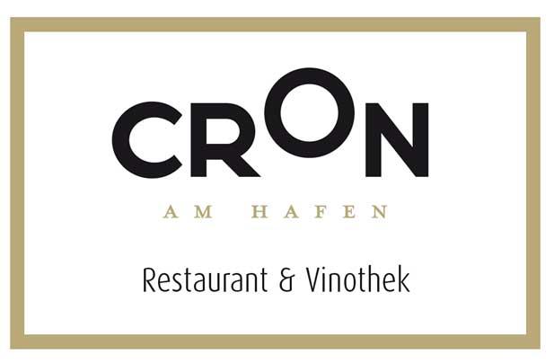Restaurant Vinothek Frankfurt Cron am Hafen Signet