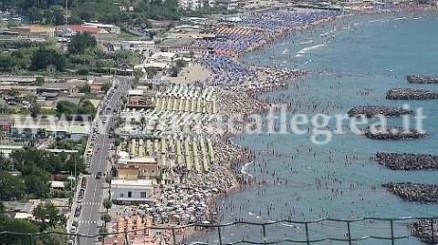 Le spiagge di Miseno e Miliscola