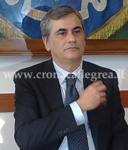 Il coordinatore del Pdl Pozzuoli Pasquale Giacobbe