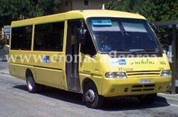 Giro di vite su pullman e scuolabus nella zona della Solfatara