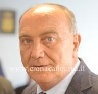 L'assessore all'ambiente Francesco Cammino