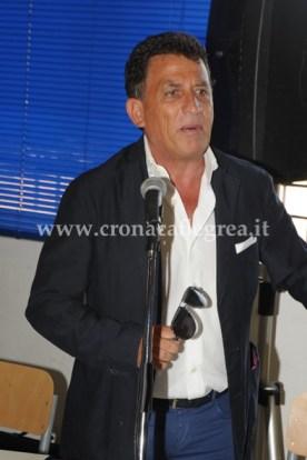 Il consigliere comunale di opposizione Filippo Monaco