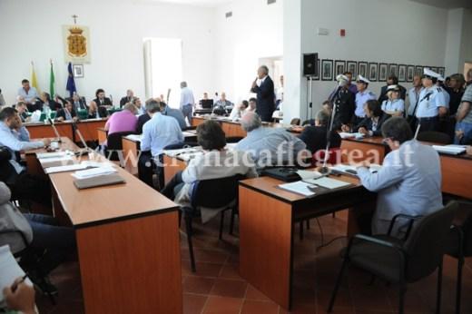 Un momento del Consiglio Comunale (foto archivio)