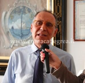 Il Sindaco di Monte di Procida Francesco Paolo Iannuzzi