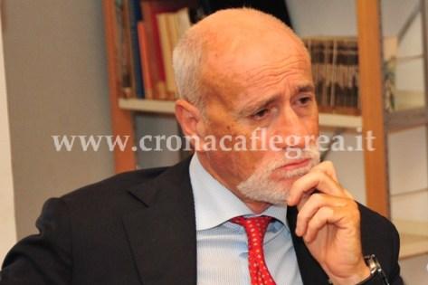 Franco Fumo - 'Assessore allo sport del comune di Pozzuoli