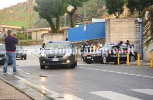 Blitz all'alba dei carabinieri