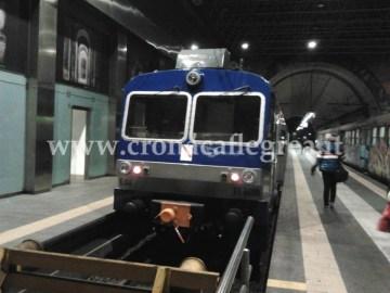 Il nuovo treno della Cumana