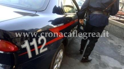 Il benzinaio-pusher è stato arrestato dai carabinieri