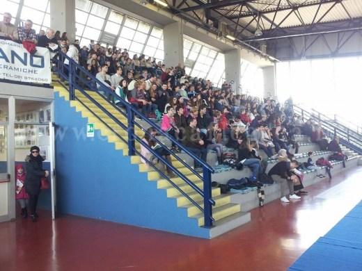 Festa dello sport a Monterusciello