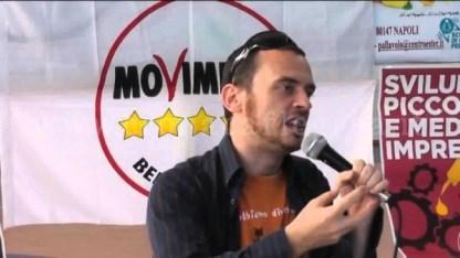 Il deputato del Movimento 5 Stelle Luigi Gallo