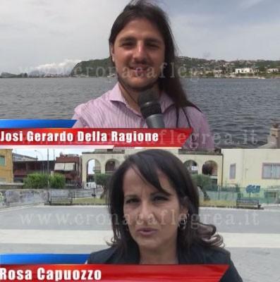 Josi Della Ragione e Rosa Capuozzo