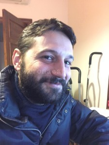 Il consigliere Giovanni De Robbio, espulso dai 5 Stelle