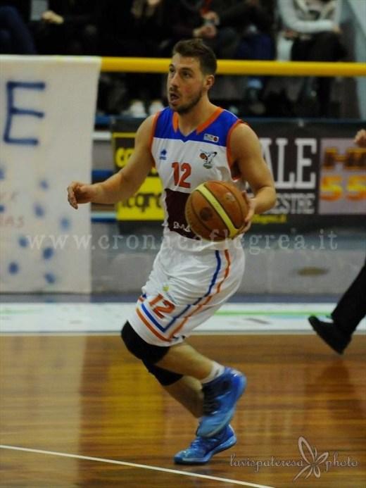 Renato Orsini, ala gialloblù