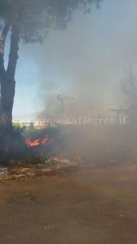 incendio monterusciello (2)
