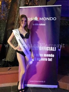 La miss Anna Maria Solmonte