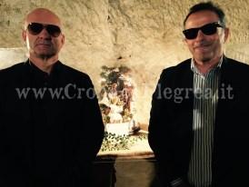 Maurizio Marchetti e Michelangelo Luongo