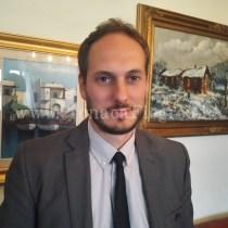 Il sindaco Giuseppe Pugliese