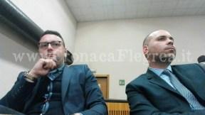 Gli avvocati Sozio e Maione