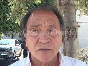 L'ex assessore al Bilancio, Umberto Masullo