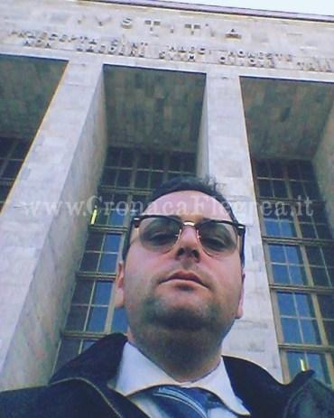 L'avvocato Lorenzo Sozio