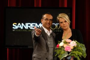 Sanremo. Carlo Conti regala la vetrina Rai ai gioielli di Mediaset e Discovery Sanremo. Carlo Conti regala la vetrina Rai ai gioielli di Mediaset e Discovery