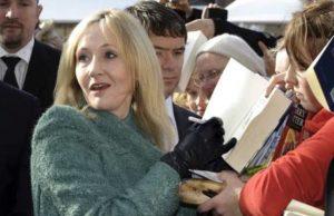 Il libro ti fa ricco. J.K.Rowling (Harry Potter) al top con Beyoncé. Il padre di Orazio aveva detto...