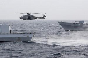 Missione italiana in Libia: navi, soldati, aerei... Torneranno carichi di migranti?