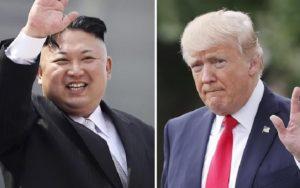 Trump minaccia Kim, il Padreterno gli manda il terremoto e lui non può reagire