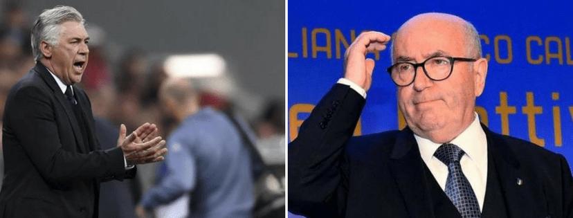 Nazionale e ricostruzione, ripartire da zero: Ancelotti il più votato, Tavecchio...