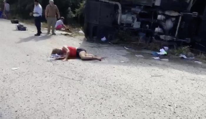Messico: incidente a pullman di turisti, si ribalta in autostrada. Tra le vittime ci sono anche italiani