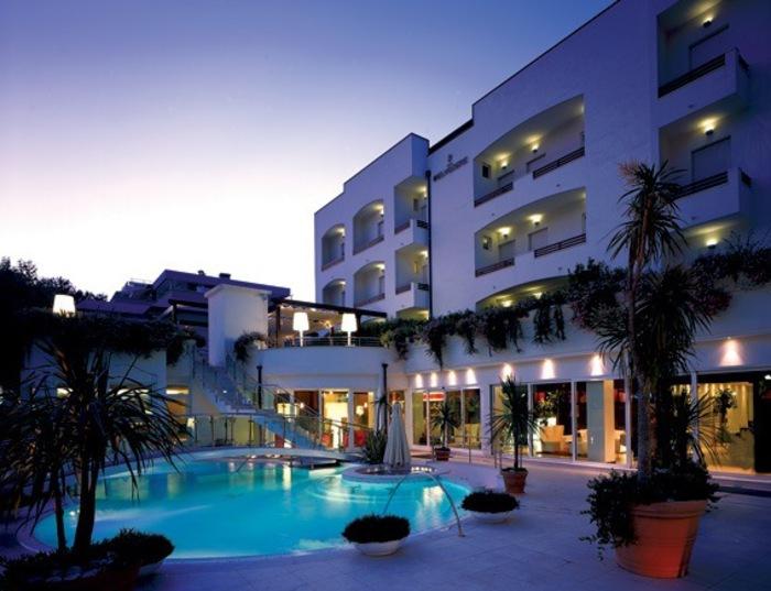 Riccione, Hotel Belvedere il migliore in Europa secondo Tripadvisor