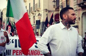 Forza Nuova, fermati 2 militanti dei centri sociali per l'aggressione a Massimiliano Ursino