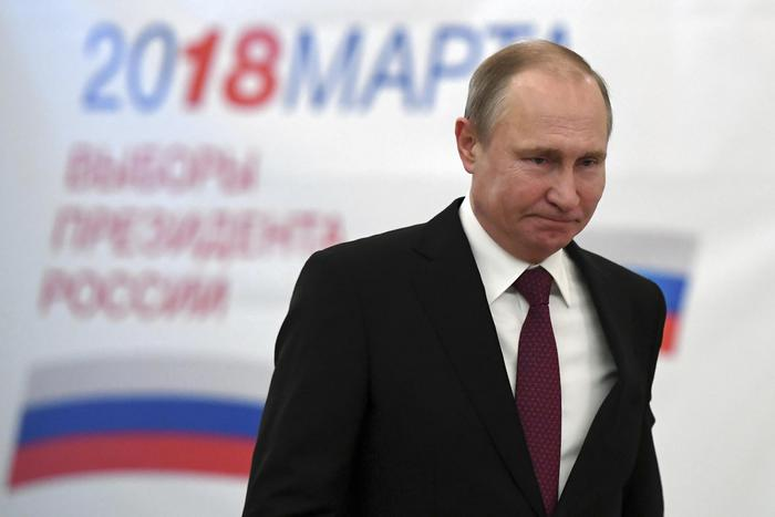 Elezioni Russia, Putin trionfa con il 73,9%. E' presidente per la quarta volta
