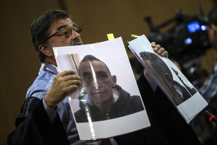 Caso Cucchi, relazioni sul suo stato di salute modificate: l'ammissione di due militari al processo