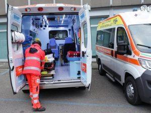 Massa, furgone travolge anziani: due morti e autista arrestato