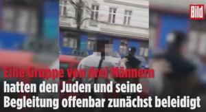 Berlino, aggressione antisemita: due ragazzi ebrei presi a cinghiate in strada