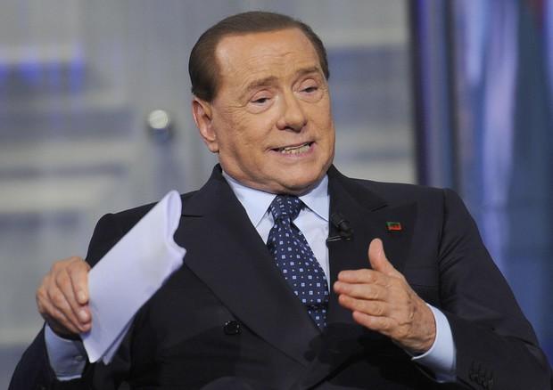 """Berlusconi: """"A Salvini ho consigliato di tornare a casa, c'è molta distanza"""""""