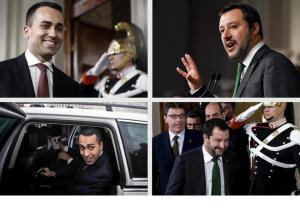 """Governo, M5s e Lega ci riprovano. Di Maio: """"Spostiamo Savona"""". Dal Colle ancora tempo per un esecutivo politico"""