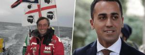 """M5s, scoppia la polemica sul deputato Andrea Mura: """"Assenteista? Faccio politica dalla mia barca"""". Di Maio: """"Avrebbe già dovuto dimettersi"""""""