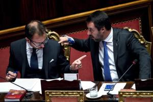"""Prescrizione, Bonafede: """"Nessun cedimento a Salvini. Sarà approvata con il disegno di legge anticorruzione"""""""