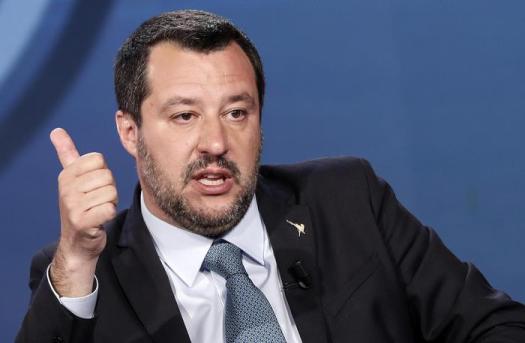 """Salvini: """"M5s cambia idea troppo spesso. Siri? Conte non è giudice"""""""