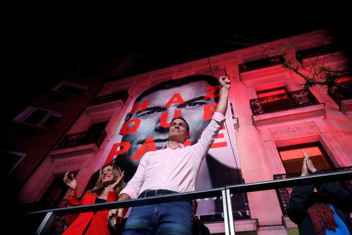 Elezioni Spagna, vincono i socialisti ma non c'è maggioranza. Boom affluenza che ha superato il 75%