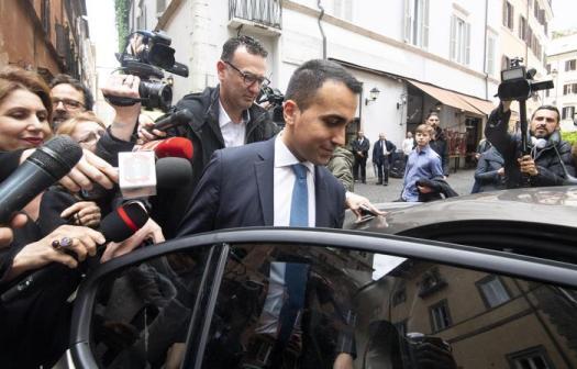 M5s, Di Maio confermato capo politico con l'80% dei voti su Rousseau