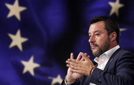 Europee 2019: Salvini domina stampa, tv e social. Di Maio e Zingaretti…