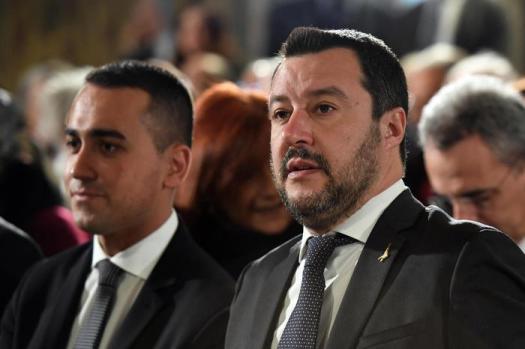 """Salvini e Di Maio, incontro a Palazzo Chigi. Il ministro dell'Interno: """"Da M5s ho sentito dei sì"""""""