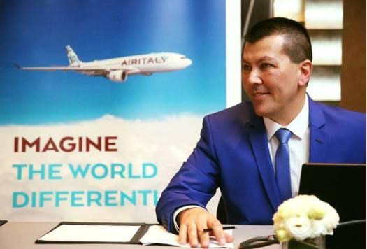 """Air Italy, maschio, femmina o """"X""""?Sui biglietti la parità di genere, siamo i primi in Europa"""