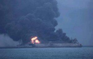 Petroliera in fiamme per un missile, Iran sospetta terrorismo da Arabia Saudita
