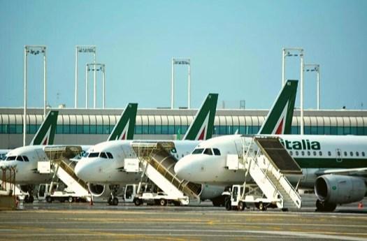 "Alitalia, Lufthansa interessata ma…""solo se fosse ristrutturata"""