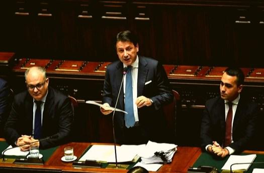 """Mes, Conte alla Camera: """"Trattato non ancora firmato. Opposizione spregiudicata"""""""