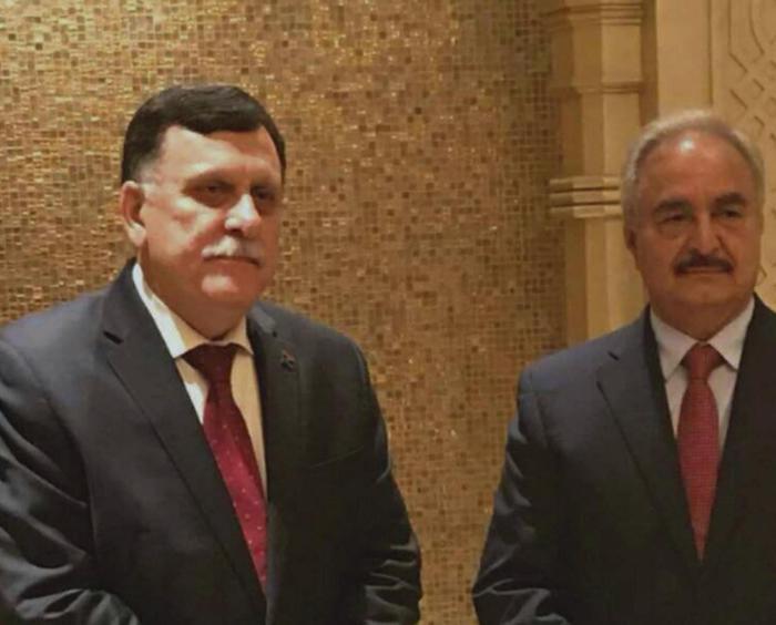Libia, stabilite le condizioni della tregua. Ma salta il faccia a faccia tra Haftar e Sarraj